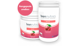 barinutrics multivitamine kauwtabletten